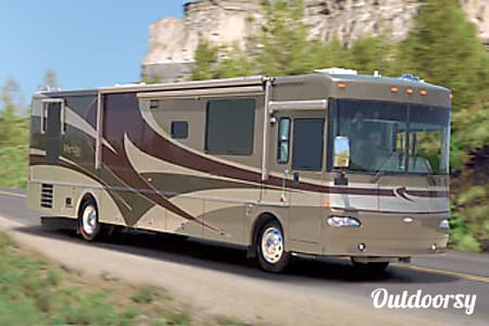 2006 Itasca Meridian 32T  Black Rock CIty, NV