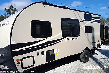2016 Palomino Palomini 177BH  Black Rock CIty, NV