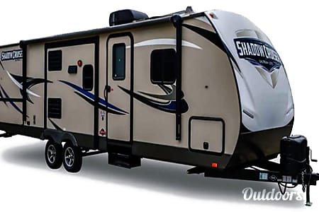 2016 Shadow Cruiser 318TSB  Black Rock CIty, NV