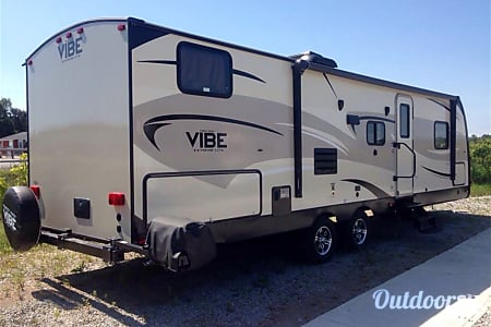2015 Vibe RB 272BHS  Black Rock CIty, NV