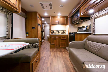 Jayco Class C RV w/bunkhouse16C  Wayland, MI