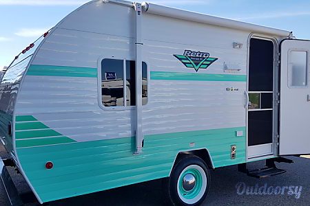 02018 Riverside Rv Whitewater Retro177SE  Canton, GA