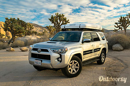 2016 Toyota 4Runner Trail  San Francisco, CA