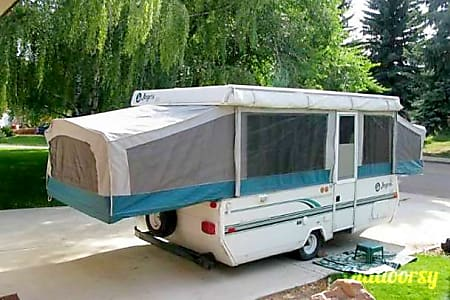01996 Jayco 1207 Camping Trailer  Sedalia, CO