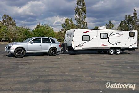 02014 Forest River Wildwood X-Lite  Keyes, CA