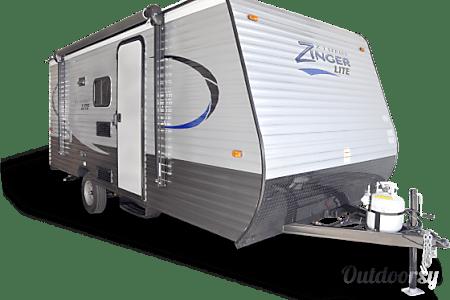 2017 Z-1 Zinger Lite 18BH  Covington, WA