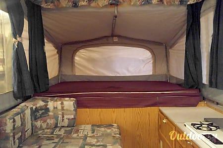 1996 Jayco 1207 Camping Trailer  Sedalia, CO