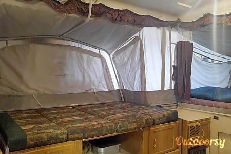 1999 Coleman Niagara Camping Trailer  Sedalia, CO