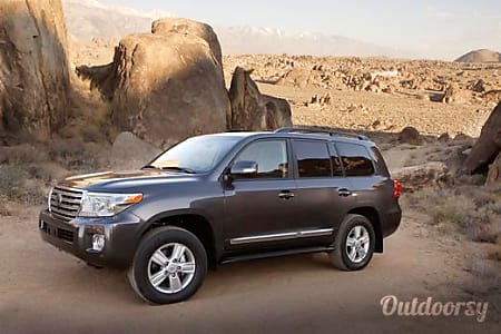 02013 Toyota Land Cruiser  Golden, CO