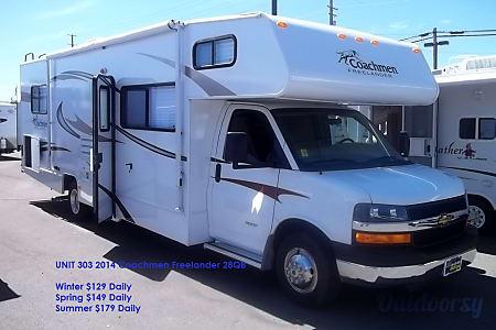 02014 Coachmen Freelander  Mukilteo, WA