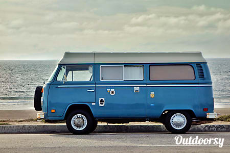 0Bluie - 1979 Volkswagen bus  Los Angeles, CA
