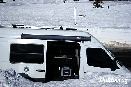"""GUS"" THE SPRINTER ADVENTURE VAN -  RENO/TAHOE / AWESOME WAY TO GET OUT, STAY OUT, BE COMFORTABLE  Reno, NV"