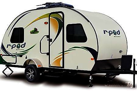 02014 Forest River R-Pod  Placerville, CA