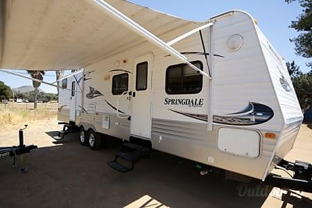 02011 30ft Springdale TT-Bunkhouse  Perris, CA