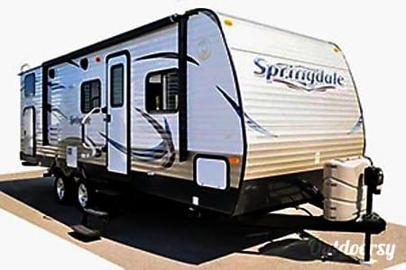 02012 19ft Springdale TT  Perris, CA