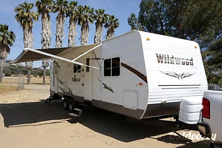 30ft Wildwood TT  Perris, CA