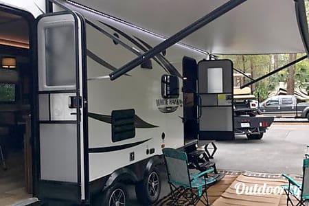 0#FW41 2016 White Hawk Ultra Lite 28 DSBH Camper  Lake Buena Vista, FL