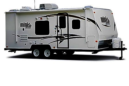 2015 Forest River Rockwood Mini Lite  Gorham, ME