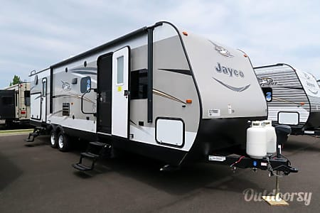 0#FW42 2016 Jayco Jay Flight Travel Trailer 32BHDS  Lake Buena Vista, FL