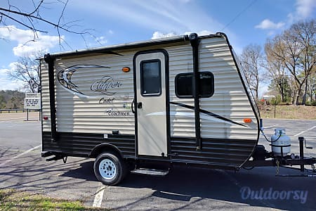 """JOY"" 2017 Coachmen Clipper  Cleveland, TN"