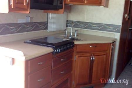 AG5638 2010 Holiday Rambler Admiral  Riverside, MO