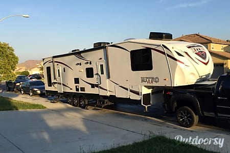 2013 Forest River Nitro XLR 38DBQ5  Black Rock CIty, NV