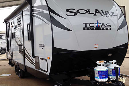 2015 Palomino Solaire Ultra Lite Hybrid- Best Experience  Waxahachie, TX