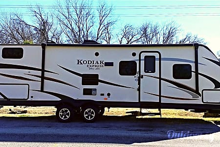 2016 Kodiak 283BHSL  Fort Worth, TX