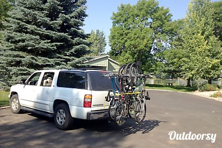 0Chevrolet Suburban- Camp or Tow Vehicle! BAYMAX  Denver, CO