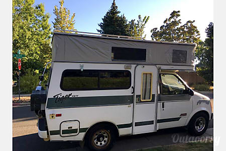 Campervan Adventures start here! Meet Toni the All-Wheel Drive Tiger...  Denver, CO