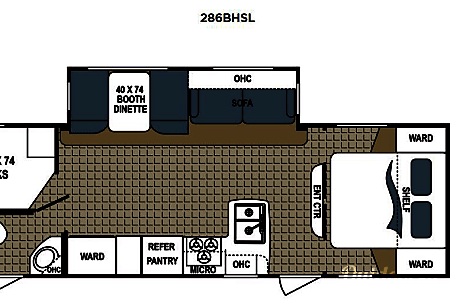 2016 Mobile cabin !  Phoenix, AZ