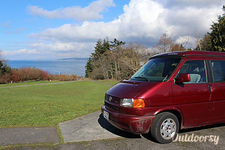 0Peace Vans Rentals #7: Dosewalips - 1999 Eurovan Weekender Edition  Seattle, WA