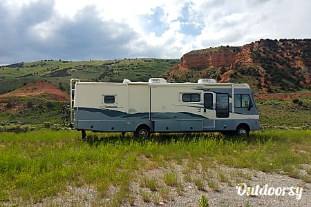 Rent our nice 2003 Fleetwood Southwind 36B for your next trip!  Loveland, CO