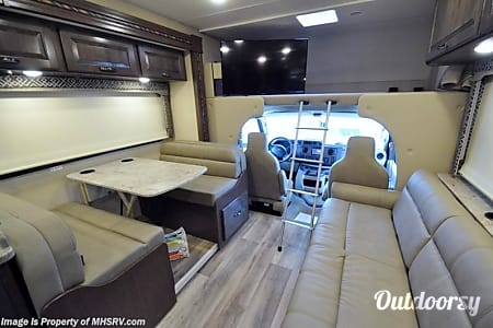 2017 Thor Motor Coach Four Winds Bunk House Sleeps 6  Moab, UT