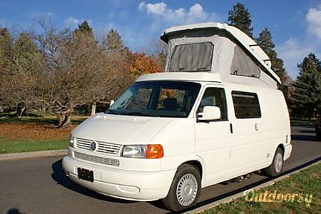 P-dub - Volkswagen Eurovan Full Camper  Lakewood, CO