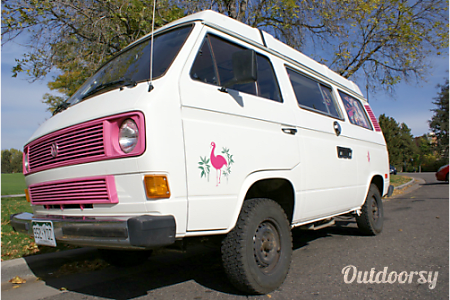 0Pinky - Volkswagen Vanagon Camper  Lakewood, CO