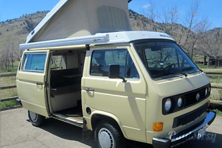 Twin A - Volkswagen Vanagon Camper  Lakewood, CO
