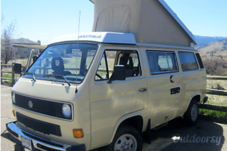 0Twin B - Volkswagen Vanagon Camper  Lakewood, CO