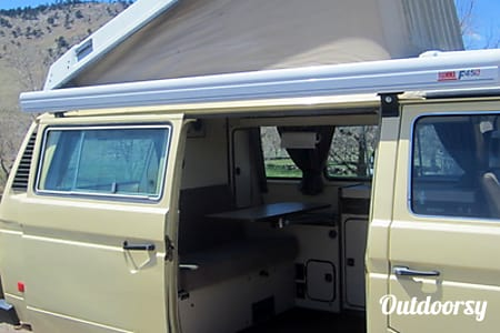 Twin B - Volkswagen Vanagon Camper  Lakewood, CO