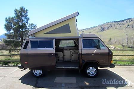 Wolfy - Volkswagen Vanagon Camper  Lakewood, CO