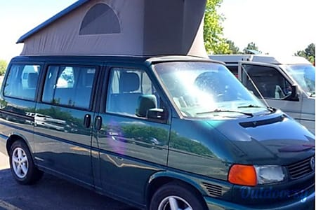 0Green Apple - Volkswagen Eurovan MV  Lakewood, CO