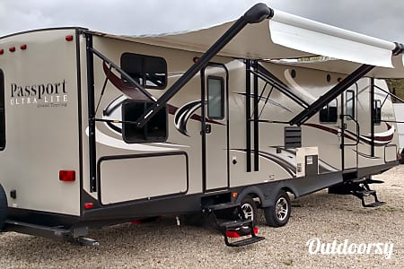 2016 Keystone Passport Touring Bunkhouse (Generator Avail.)  San Antonio, TX