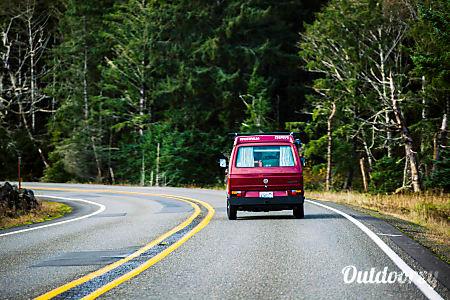 Peace Vans #1: Chilliwack -1989 Volkswagen Vanagon Full Camper  Seattle, WA