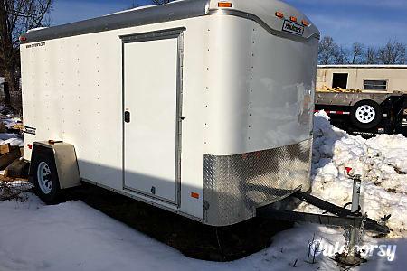 02015 Haulmark 6X12 Cargo Trailer  Pine City, NY