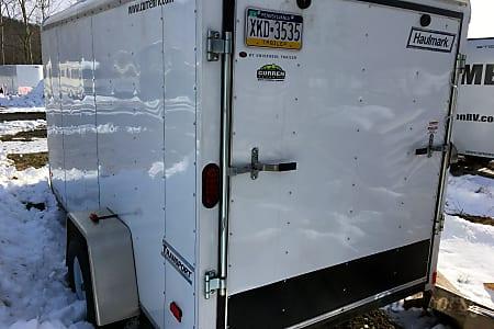 2015 Haulmark 6X12 Cargo Trailer  Pine City, NY