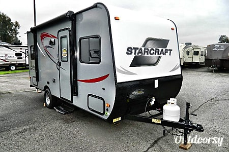 2016 Starcraft 17FB  Monroe, WA