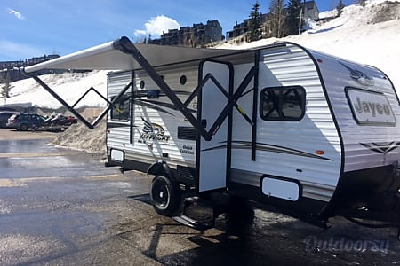#3 Big Glampin'! 2017 Jayco Jayflight SLX 175XD  Gunnison, CO