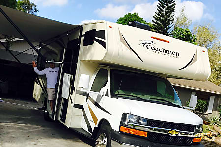 "2017 Coachmen Freelander 27QB ""Dream Machine ""  Sarasota, FL"
