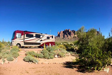 02015 Coachmen Mirada  Chandler, Arizona