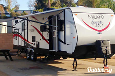 02016 Eclipse Recreational Vehicles Milan  Oceanside, CA